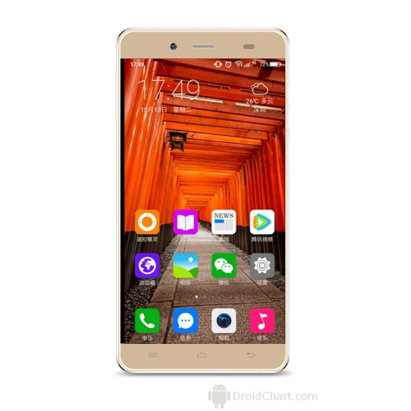 Koobee Halo H7 Smartphone Full Specification