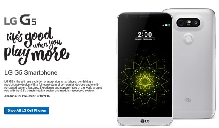 LG-G5-Best-Buy-pre-Orders