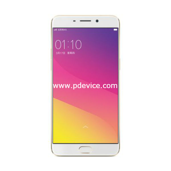 Oppo R9 Plus Smartphone Full Specification