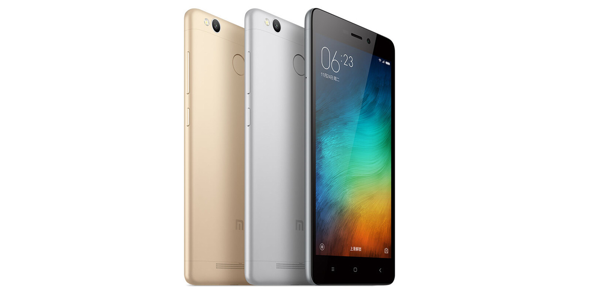 Xiaomi Announced Redmi 3 Pro High-End Smartphone with 3GB