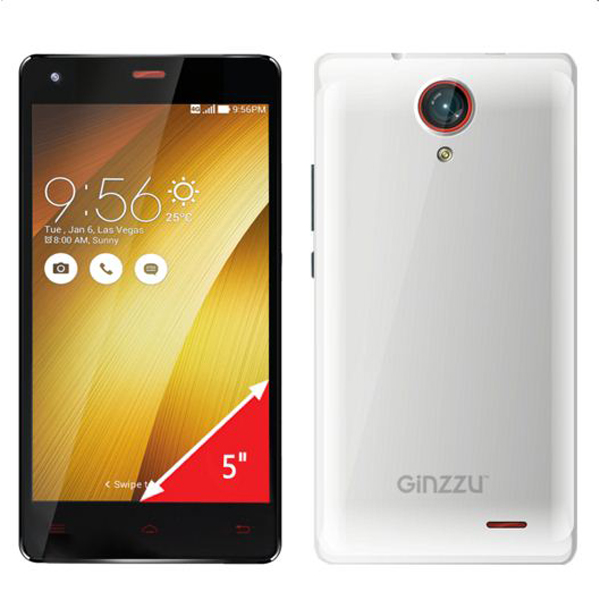 Ginzzu S5020 Smartphone Full Specification