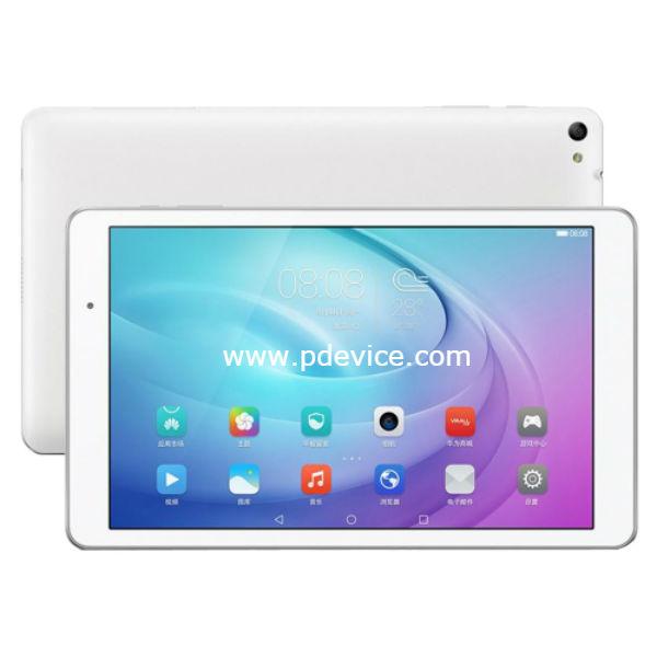 Huawei MediaPad T2 10 Pro Wi-Fi Tablet Full Specification