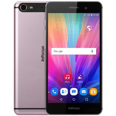 Infocus i808 Smartphone Full Specification