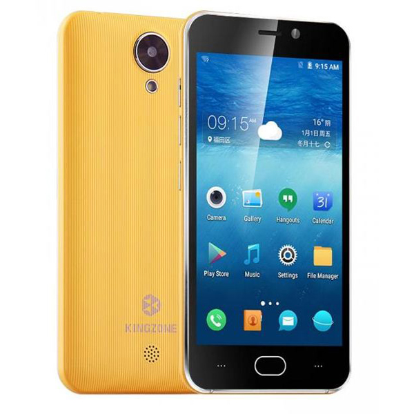 KingZone S2 Smartphone Full Specification