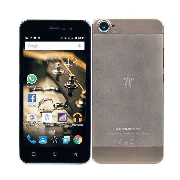 Mediacom PhonePad DuO X525U Smartphone Full Specification