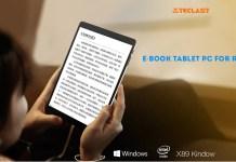 Teclast X89 Kindow Reader