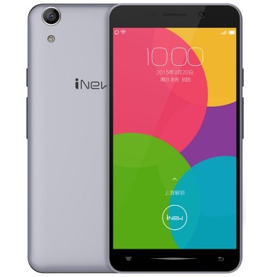 iNew U5W Smartphone Full Specification
