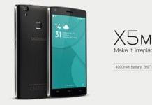 Doogee X5 Max 3G Specs