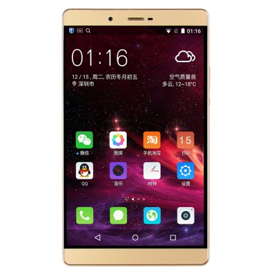 Great Wall L803 Phablet Full Specification
