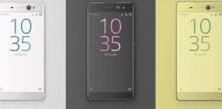 Sony Xperia XA Ultra Specs