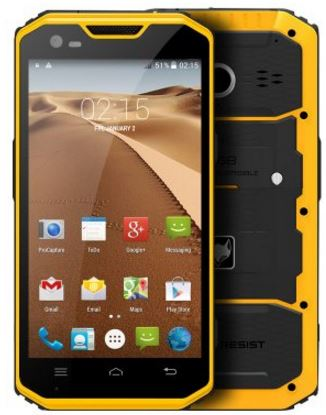MFOX A7W Smartphone Full Specification