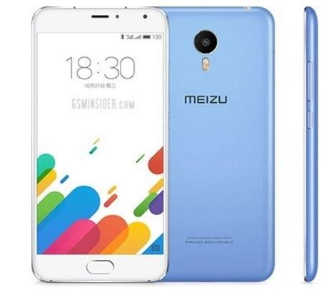 Meizu Meilan Metal Smartphone Full Specification