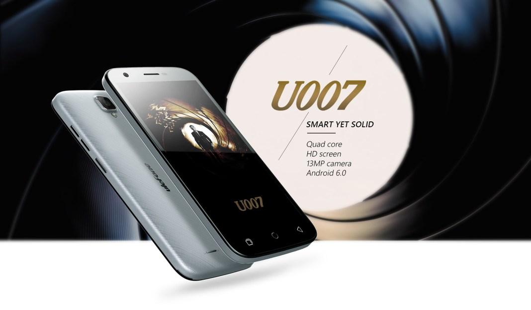 Ulefone U007 Specs and Price