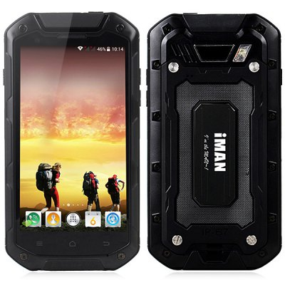 iMAN i5800 Smartphone Full Specification