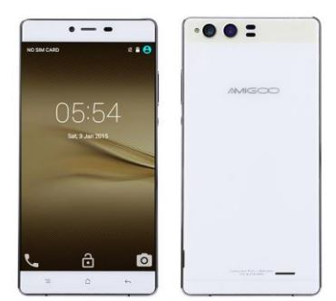 AMIGOO R900 Smartphone Full Specification