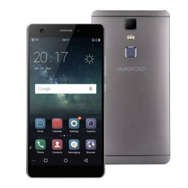 Amigoo A5000 Smartphone Full Specification
