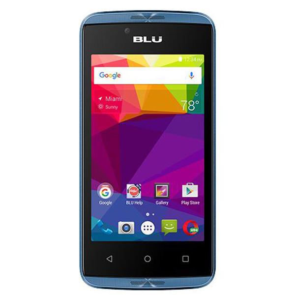 BLU Energy Diamond Mini Smartphone Full Specification
