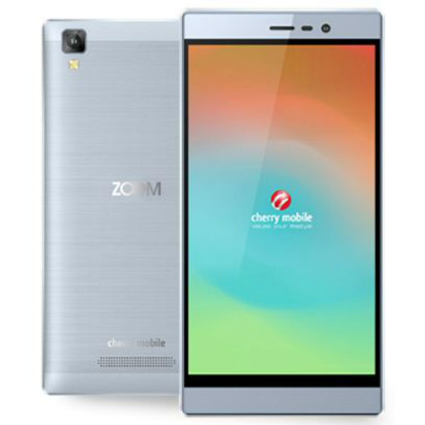 Cherry Mobile Zoom Smartphone Full Specification
