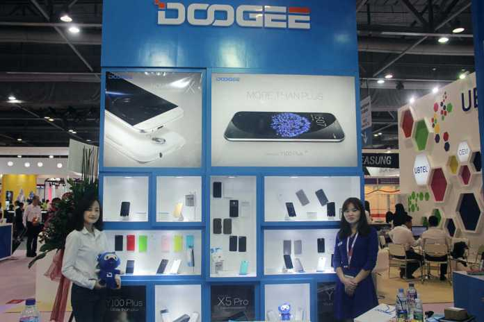 DOOGEE Took Another Successful Step
