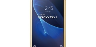Samsung Galaxy Tab J Technical Specifications