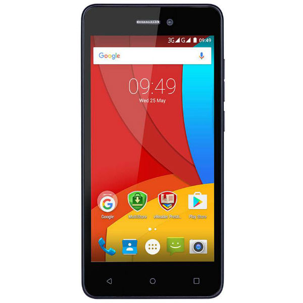 Prestigio Muze K5 Smartphone Full Specification