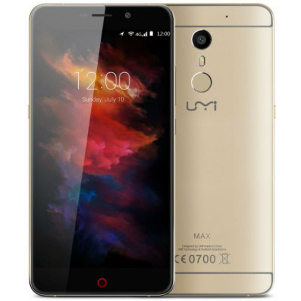 UMI Max Smartphone Full Specification
