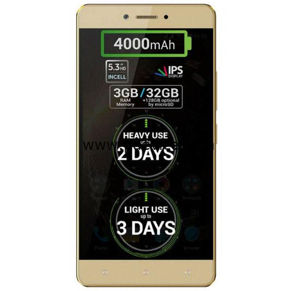 Allview P9 Energy Lite Smartphone Full Specification