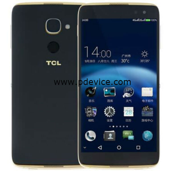 TCL 950 Smartphone Full Specification