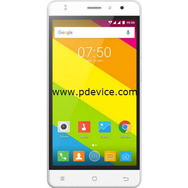Zopo Color C2 Smartphone Full Specification