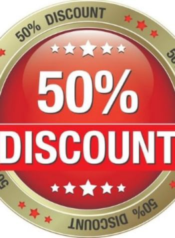 50% discount on Cell Phones