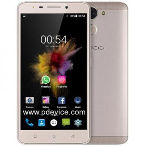 AMIGOO R700 Smartphone Full Specification