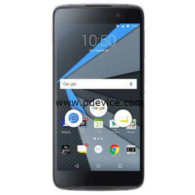 BlackBerry DTEK60 Smartphone Full Specification