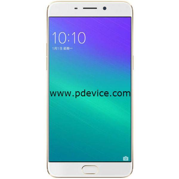 Oppo R9S Plus Smartphone Full Specification