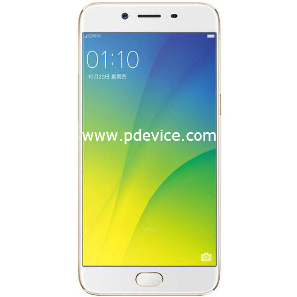 Oppo R9S Smartphone Full Specification