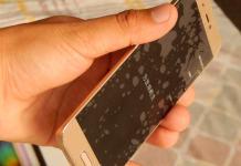 Xiaomi Mi 5 On hands