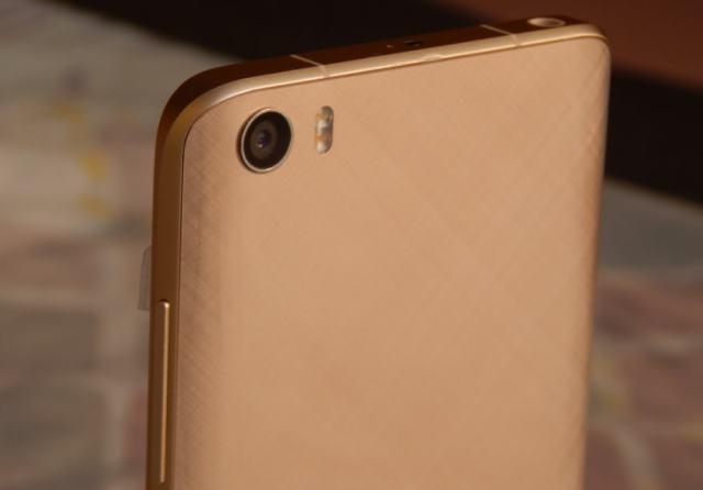 Xiaomi Mi 5 back camera