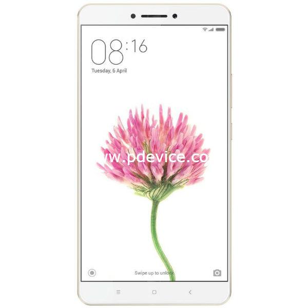 Xiaomi Mi Max Prime Smartphone Full Specification