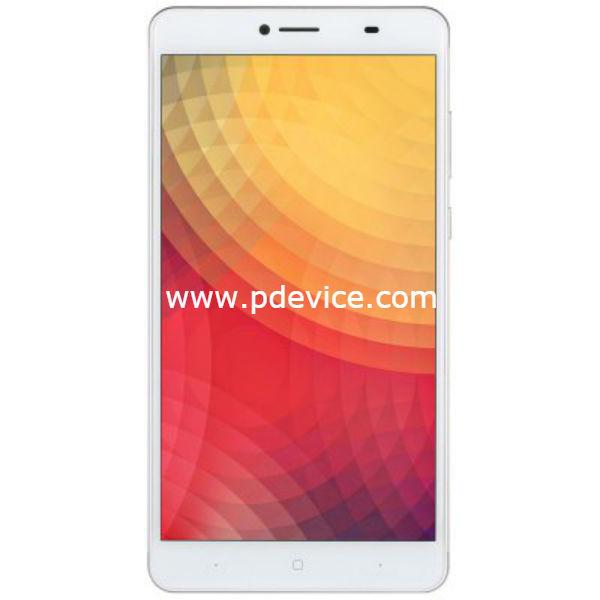 Doogee Y6 Max Smartphone Full Specification