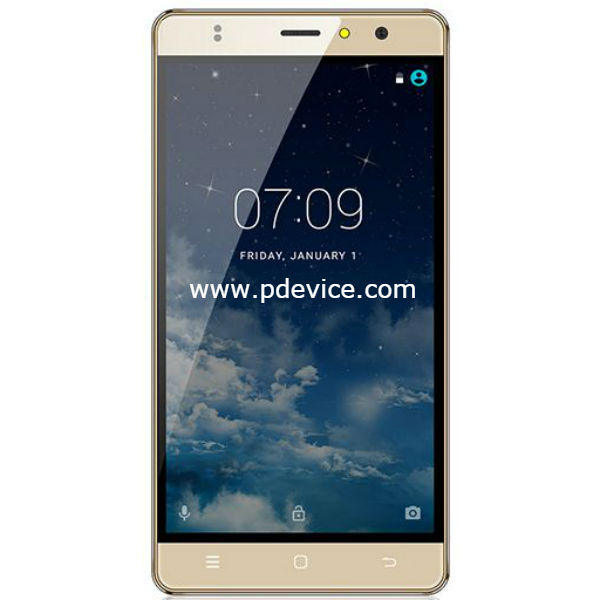 Gooweel M17 Smartphone Full Specification