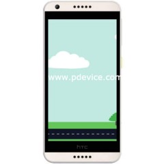 HTC Desire 650 Smartphone Full Specification