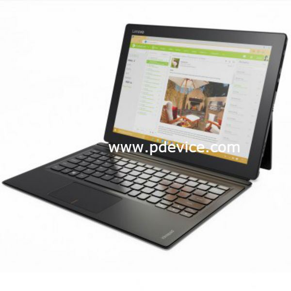 Lenovo MIXX4 Intel Core i5 7Y54 Tablet Full Specification