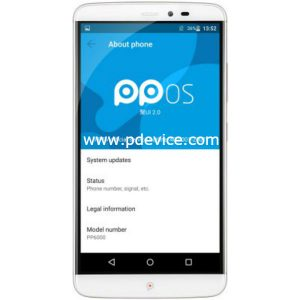 PPTV King 7S Smartphone Full Specification
