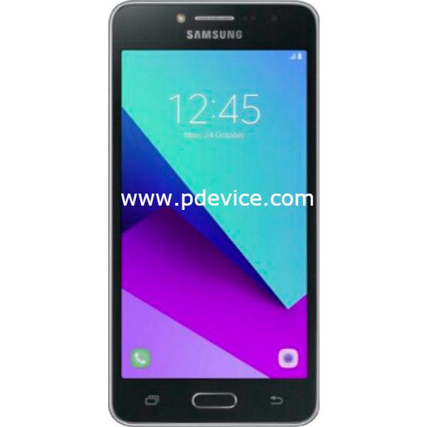 Samsung Galaxy Grand Prime+ Smartphone Full Specification