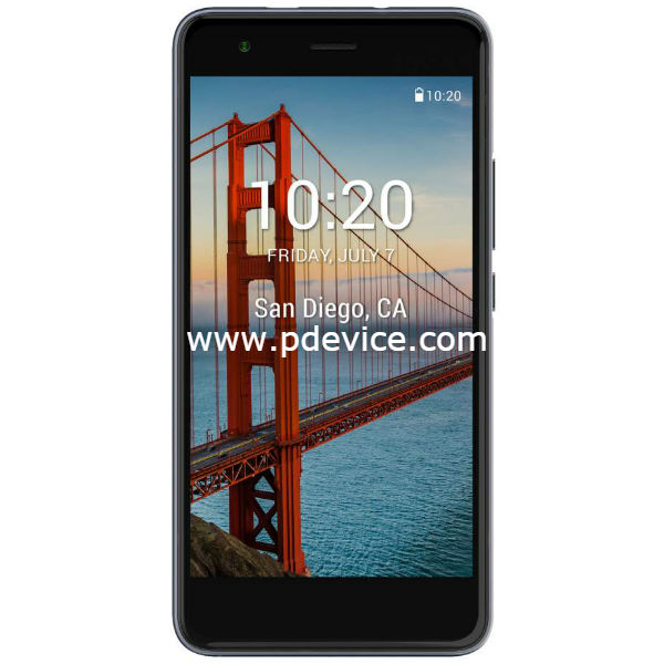 Verykool Eclipse SL5200 Smartphone Full Specification