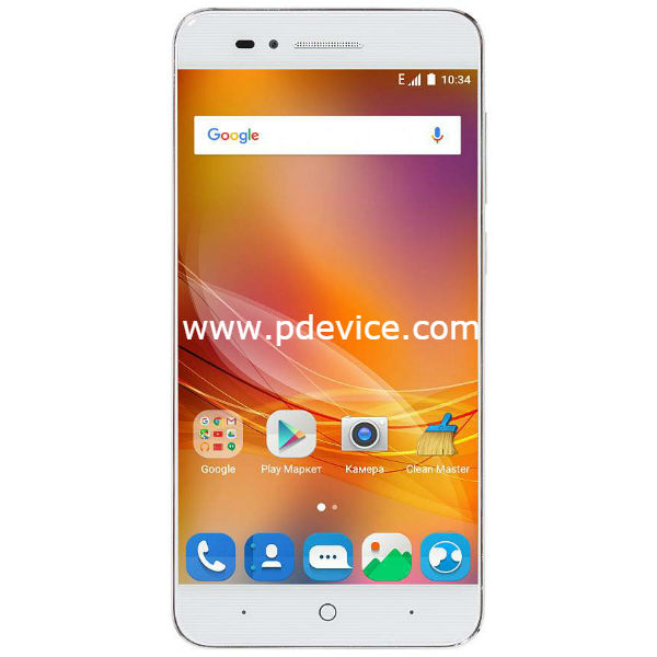 ZTE Blade A610c Smartphone Full Specification