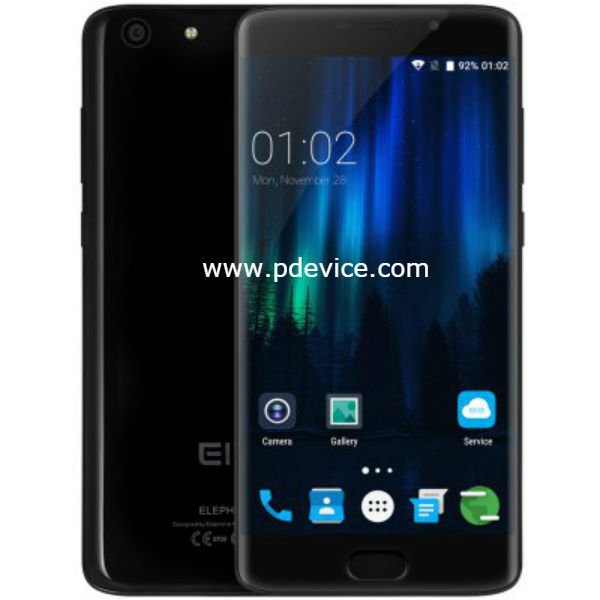 Elephone S7 Helio X25 Smartphone Full Specification