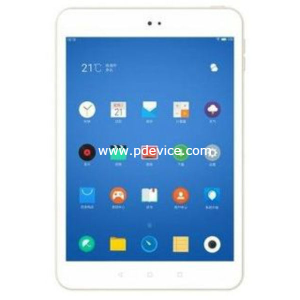 JingDong JDpad Tablet Full Specification
