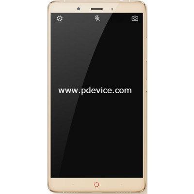 ZTE Nubia Z11 Max 3GB Smartphone Full Specification