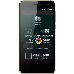 Allview P8 Life Smartphone Full Specification