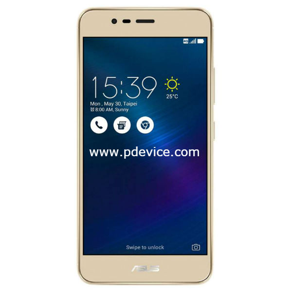 Asus ZenFone 3 Max ZC520TL Smartphone Full Specification